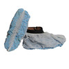 disposable nonwoven blue shoe covers for food safety