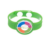 Waterproof 125Khz RFID Wristband EM4200 ID Silicone Bracelet Watch Band