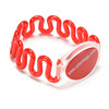 13.56MHz I Code Sli RFID Wristband for Swimming Pool