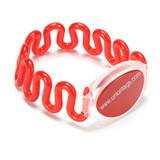 13.56MHz I Code Sli RFID Wristband for Swimming Pool