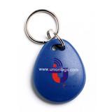Water resistant printing t5577 writeable tag rfid key fob