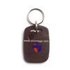 Hot Selling I-CODE 2 High Frequency RFID Keyfob Environmental ABS Material