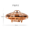 Mini UFO RC Training Drone Infrared Induction Hand Control Quadcopter