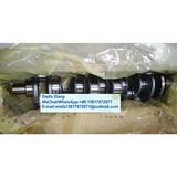 Perkins crankshaft T411539,T407271,Perkins 1206 1106 engine crankshaft