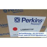 U5MW0191,U5MW0196 Perkins Water Pump,Perkins 1106 Engine Spare Parts
