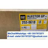INJECTOR GP-FUEL 253-0618/10R-2772/2530618/10R2772 3412C C15 C18 AD55 C32 CAT Engine Parts