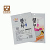 Crab stick bag with clear window color printing