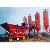 Qingdao new HZN75 concrete batching plant layout for sale