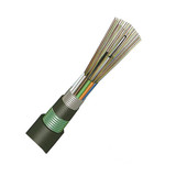 mdpe cable sheath multicore cable gyty53 fiber optic cable