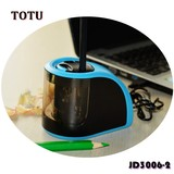 New Design Stationery Automatic Electric Pencil Sharpener for Home, Office, School.
