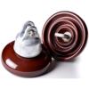 52-2 High voltage porcelain suspension insulators