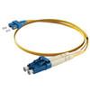 SC/UPC to LC/UPC Fiber Optic Patch Cord Singlemode Duplex 3.0mm