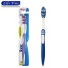 Gum massager toothbrush
