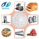 Cassava starch processing plant design for you