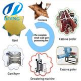 Cheap price garri processing plant