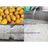 Potato starch extraction machine
