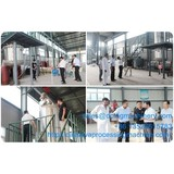 2018 advanced liquid syrup manufacturing plant equipment