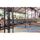 Advanced potato starch processing machine for sale