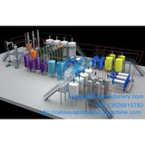 Full stainless steel glucose syrup processing equipment