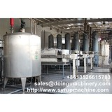 Fructose production line/ high fructose corn syrup production machine