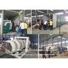 Tapioca flour machine tapioca flour production machine