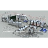High fructose corn syrup factory high fructose corn syrup production plant