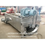 Large capacity automatic cassava peeler machine