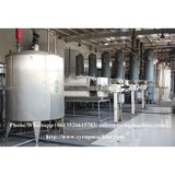 Advanced automatic liquid syrup manufacturing plant for sale