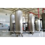 Enzymatic method corn starch syrup processing machine