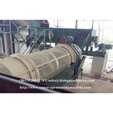 Cassava processing machine cassava starch extraction equipment