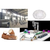 China tapioca cassava processing factory machines supplier