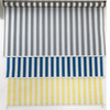 DELI Horizontal multicolor stripe Roller blinds