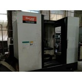 2010 Used Hanland TH6350 CNC Horizontal Machining Center