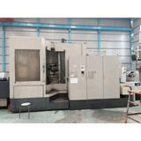 2009 SMTCL TH6563x63A Twin pallet machining center, Horizontal
