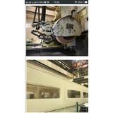 2001 Used GERMANY Coburg 3030 CNC Gantry Guideway Grinder