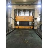 2013 Used Nantong Gaoye 1200t frame type hydraulic press