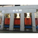 Used Tianduan 2x12 Hydraulic Press