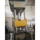 Used No. 4 four columns hydraulic press