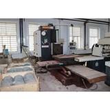 2010 Hanland TK611C/1 CNC horizontal boring and milling machine