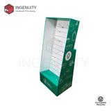 Custom printing paper hanging display for gloves FSDU-HOOK-001