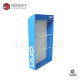 Wall hanging paper power wing display with hooks SID-SD-008,Paper Power Wing Display,Wall Hanging Paper Display