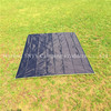 Waterproof And Sand proof Outdoor Mat For Camping, Beach