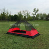 Single person double layer Outdoor tent