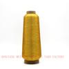 ST type fluorescent gold metallic yarn lurex thread zari Dubai
