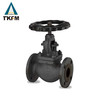 Cast iron double flange gate valve