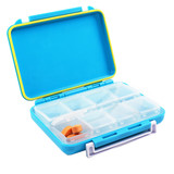 Moist-Resist 8 Compartment Pill Organizer (E-339-3)