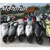 Used Scooter for Yamaha RSZ 100 c.c .