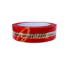 Partial transfer tamper evident security tape for bags