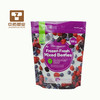 frozen food bags with zipper for frozen fresh vegetable and fruit