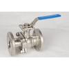 2pc Flange Ball valve